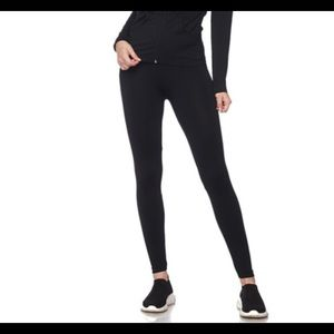 Pants & Jumpsuits - Fashion Hoodie and Leggings Set Black